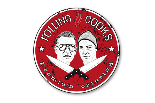 #rolling cooks #logo